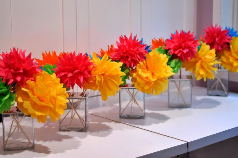 Tissue Paper Crafts Ideas Tissue Paper Craft Centerpiece Decoration tissue paper crafts ideas|getfuncraft.com