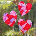 Tissue Paper Crafts Ideas Tissuepapersuncatchers Main2