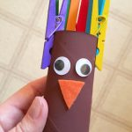 Tissue Paper Turkey Craft 20151107 101551 576x1024