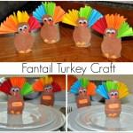 Tissue Paper Turkey Craft Thanksgiving Crafts For Kids With Paper Rolls tissue paper turkey craft |getfuncraft.com