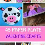Valentine Paper Crafts Kids Paper Plate Valentine Crafts Kids Pinterest valentine paper crafts kids|getfuncraft.com