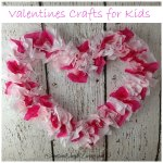 Valentine Paper Crafts Kids Valentines Crafts For Kids 2