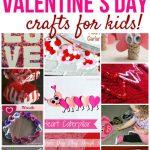 Valentine Paper Crafts Kids Valentines Day Crafts Kids Fta 550x825
