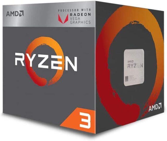AMD Rayzen 3 2200G