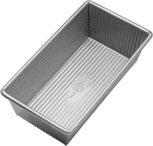 Best Choice: USA Pan Aluminized Steel 9 x 5-Inch Loaf Pan