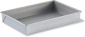 Alternative: Calphalon Nonstick Bakeware, Rectangular Cake Pan, 9-inch by 13-inch