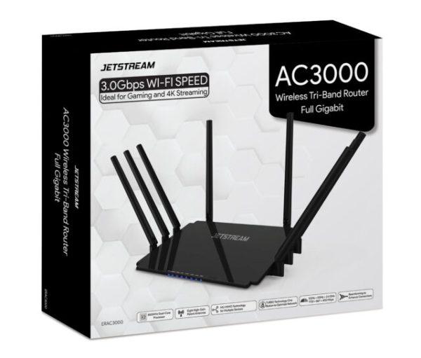 Jetstream AC 3000 Wireless Router