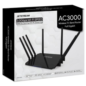Jetstream AC 3000 Wireless Router