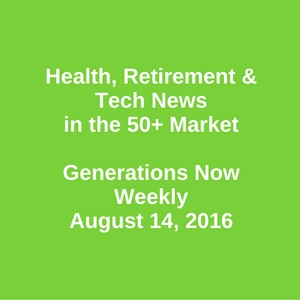 Generations Now Weekly August 14 2016