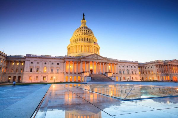 Photo of congressional building
