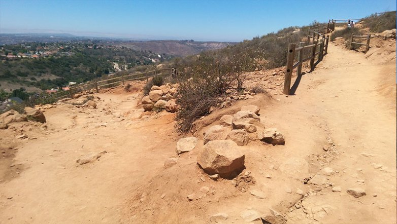 Cowles Mountain Trail - San Diego Hiking