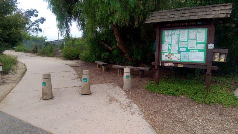 Mule Hill Trailhead - Bernardo Mountain Trail