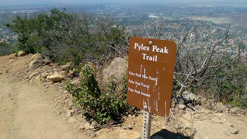 Pyles Peak Hike