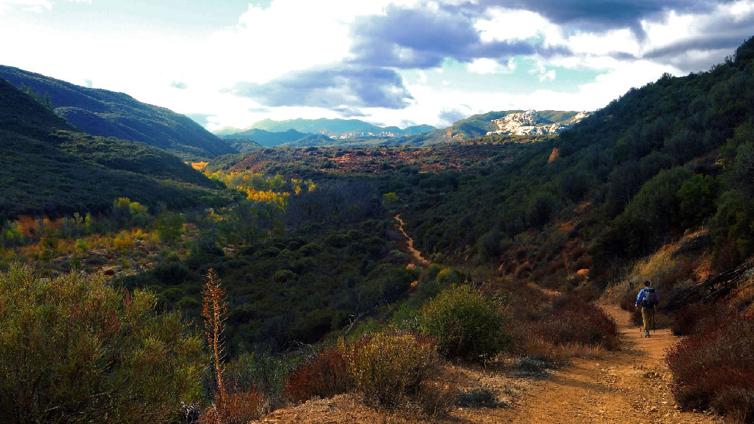 Willet Hot Springs: Hiking and Camping in Los Padres National Forest