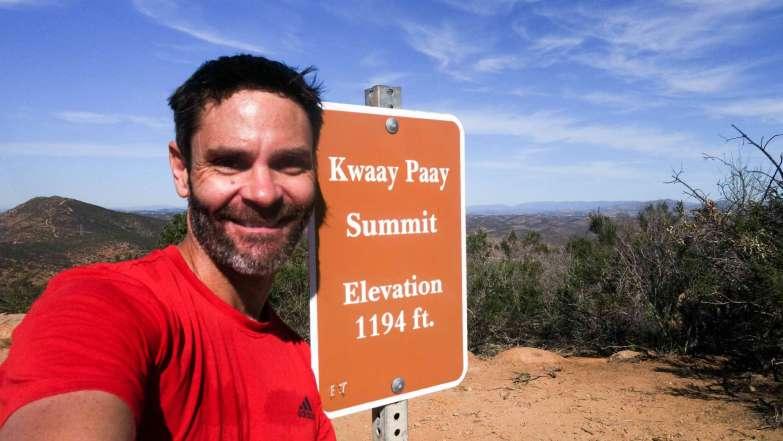 Mission Trails 5-Peak Challenge - Kwaay Paay Peak