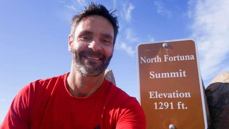 Mission Trails 5-Peak Challenge - North Fortuna Peak