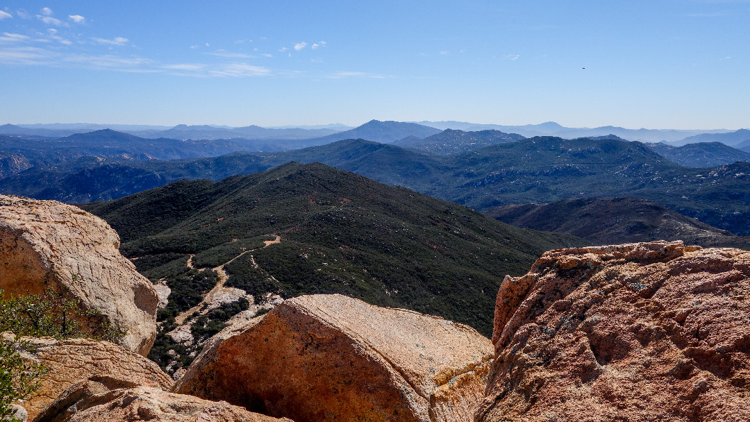 Lawson Peak Hike