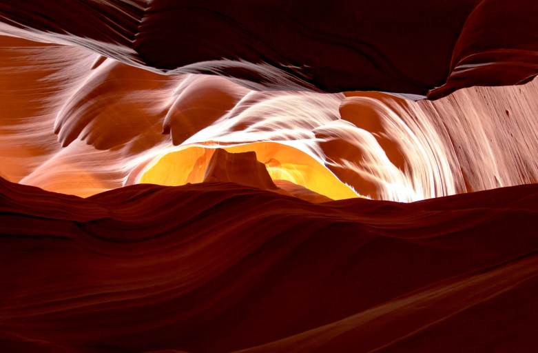 A Photographic Tour of Upper Antelope Canyon in Page, Arizona