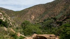 Three Sisters Falls hike
