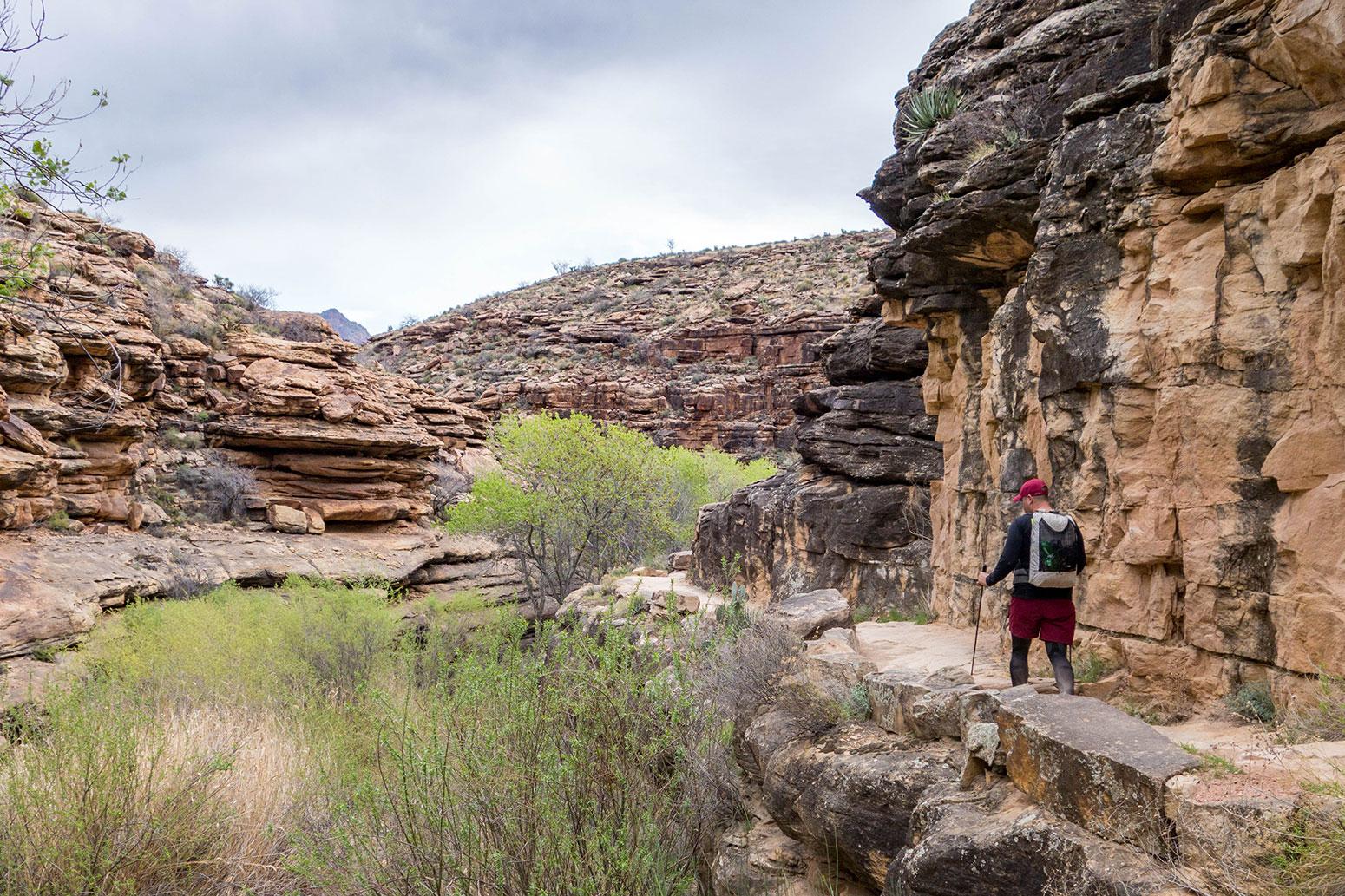 Grand Canyon Hike