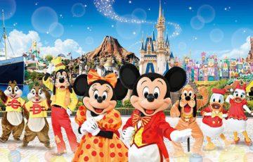東京ディズニーランドとディズニーシ―運営のオリエンタルランド休園期間延長いつまで?新型コロナウイルス政府自粛延長のため