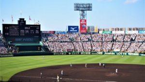 甲子園春のセンバツ高校野球は戦後初の中止となる!出場予定は32校