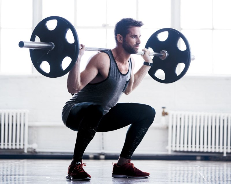 Treat Obesity with Some Simple Exercises weight lifting 4