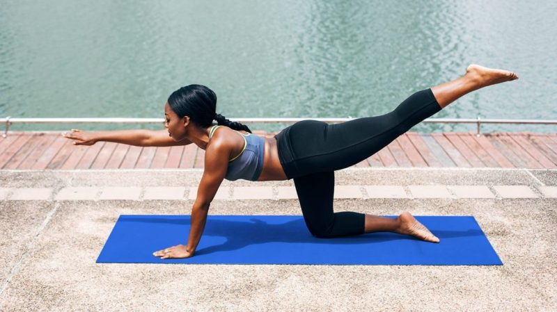 Treat Obesity with Some Simple Exercises yoga 5