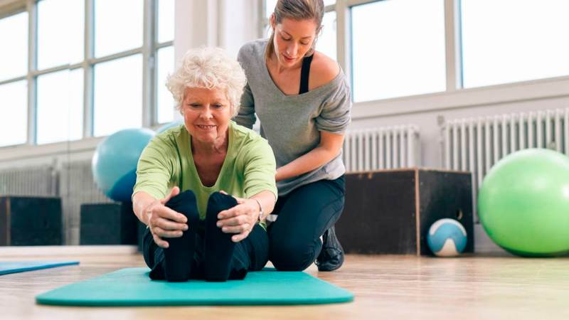 exercises for heart diseases - get healthy soon