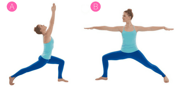 Morning yoga routine to help you wake up