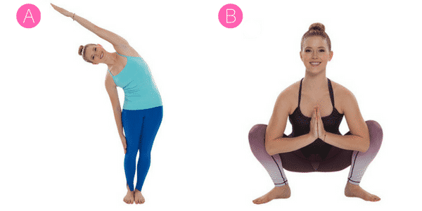 Use these yoga poses to get energized in the morning