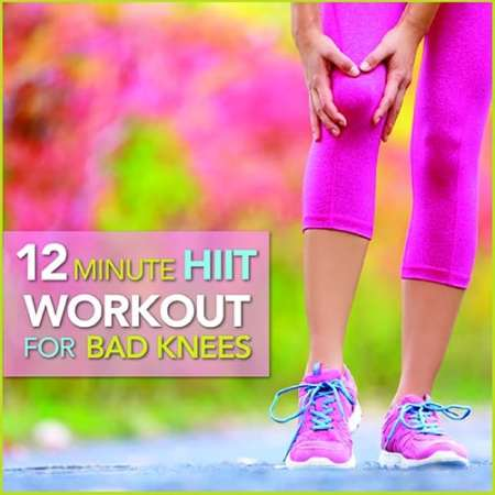 Try this 12-minute HIIT workout if you suffer from knee pain.