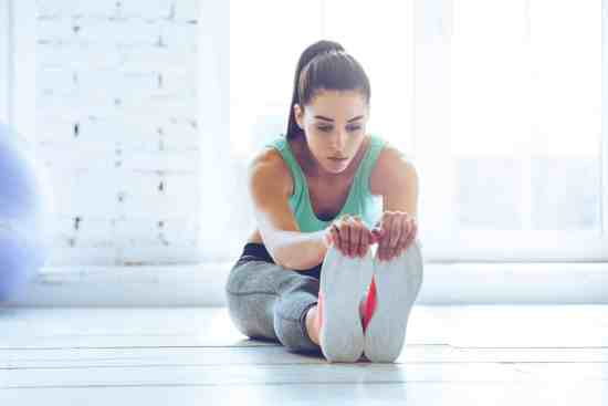 Learn why static stretching can be detrimental before a workout.