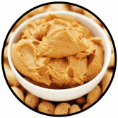This blog outlines the health benefits of healthy monounsaturated fats, otherwise known as MUFAs, one of which being the delicious nut butter.