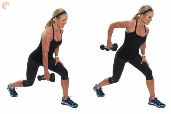 Use this exercise to work your upper body