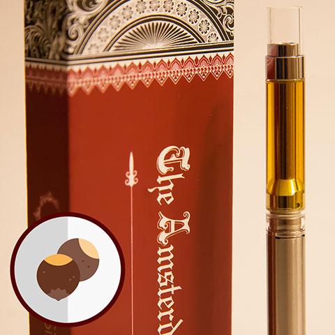 Cartridge - Amsterdam Italian Hazelnut 2 GRAMS