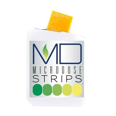 MicroDose Strips, 10mg