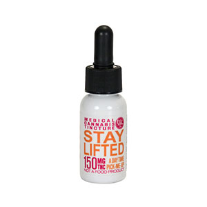 Tincture - Stay Lifted 150mg THC Yummi Karma
