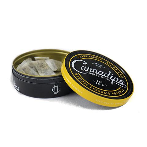 Cannadips - Citrus