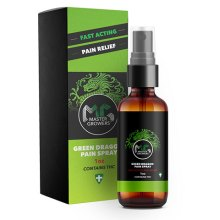 Spray - Master Grower's Green Dragon 300mg THC