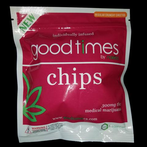Chips - Crunchy Cheetos 300mg Good Times