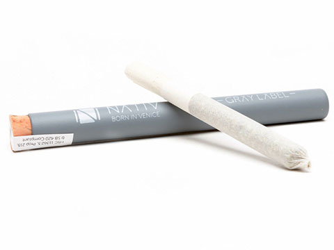 Preroll - Nativ Grey Label