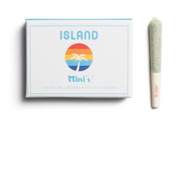Preroll - Island Mini 5 Pack