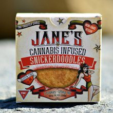 Cookie - Jane's Snickerdoodle 120mg