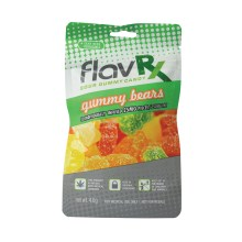 Gummy Bears 250mg THC - FlavRX
