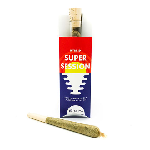 Preroll - Caliva Super Session