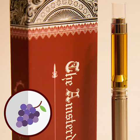 Cartridge - Amsterdam Venetian Grape 2 GRAMS