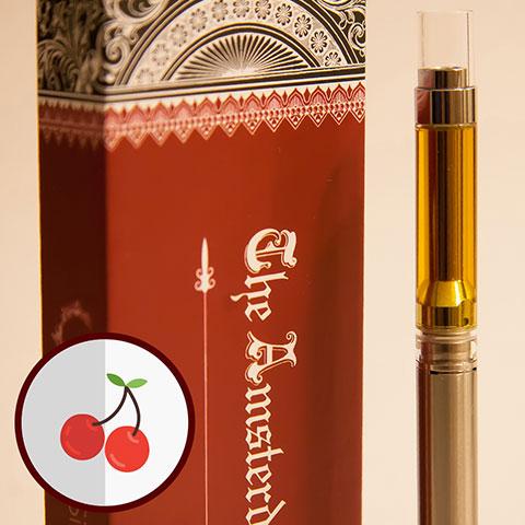 Cartridge - Amsterdam American Cherry Pie 2 GRAMS