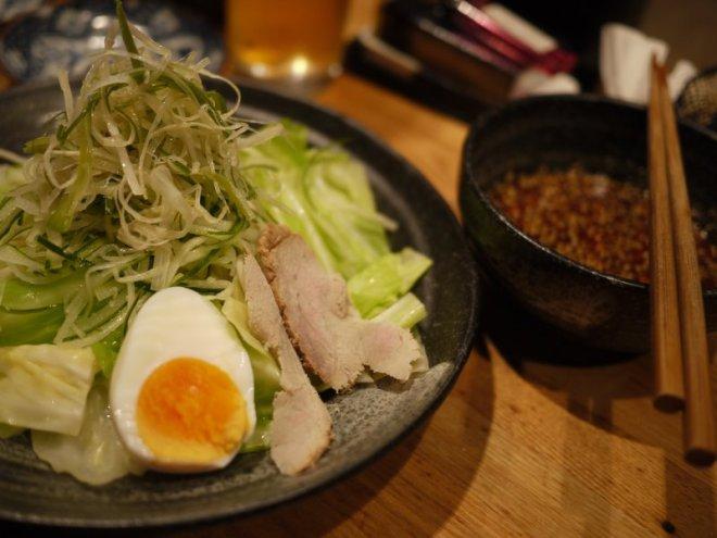 Tsukemen at Choichoi-ya
