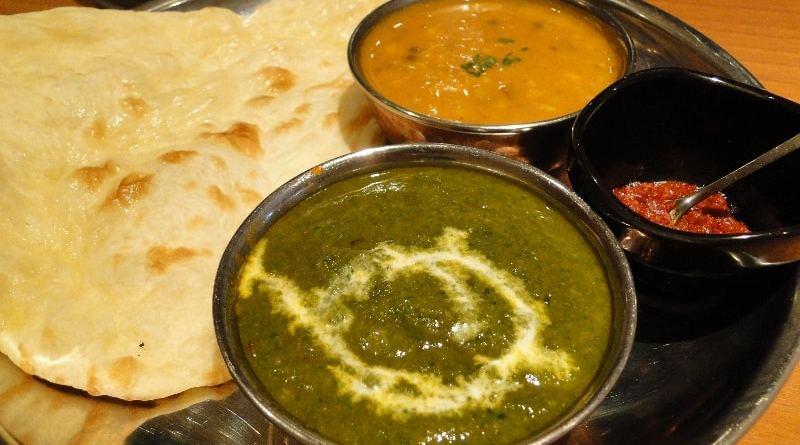 kanak curry lunch